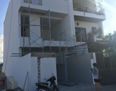 Constructing My Gia An Khanh townhouse _ Lot LK77.81